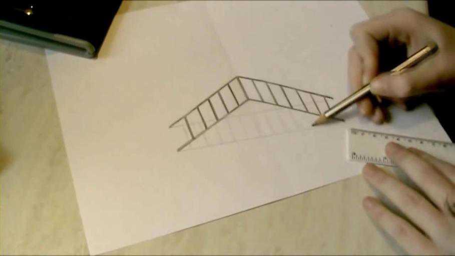 Как нарисовать милого котёнка карандашом поэтапно