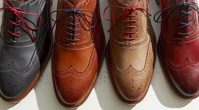 Как зашнуровать красиво туфли